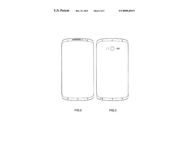 Brevet Samsung Galaxy Note 4 janv13 : image 1
