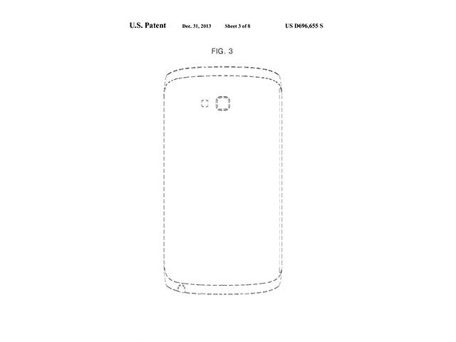 Brevet Samsung Galaxy Note 4 janv13 : image 2