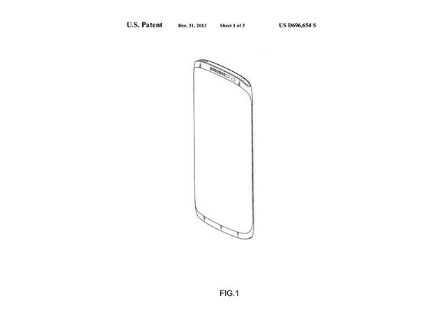 Brevet Samsung Galaxy Note 4 janv13 : image 4