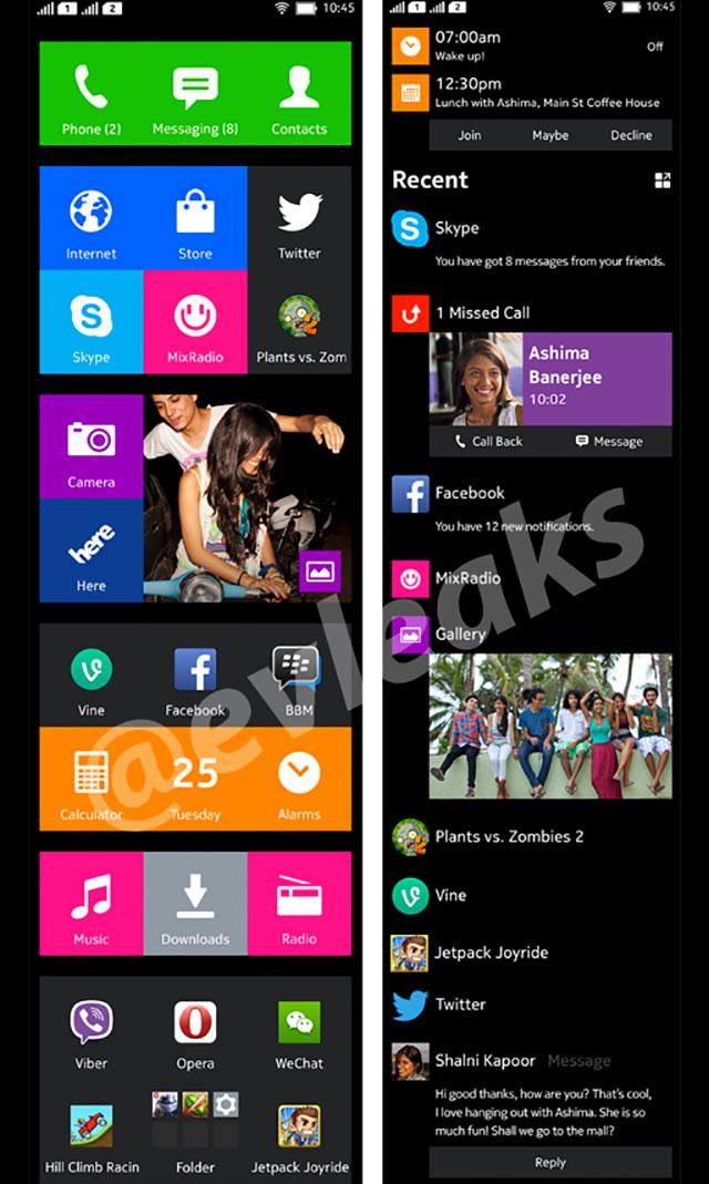 Captures Nokia Normandy 2