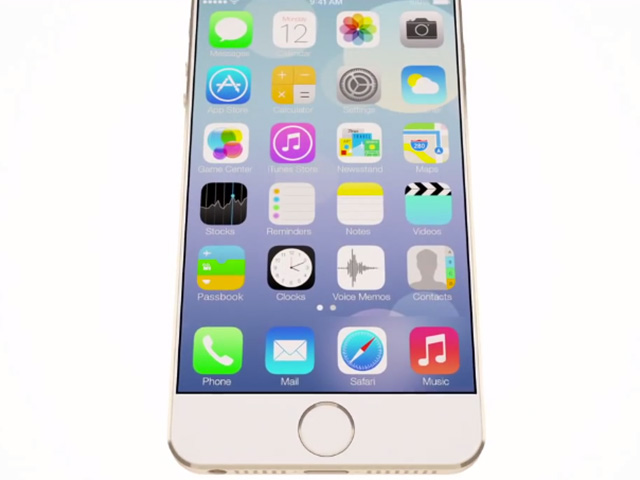 iPhone 6 4.8 pouces