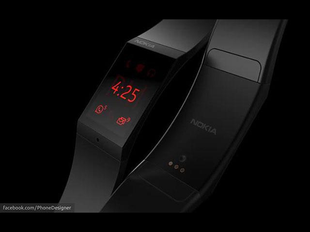 Concept montre Nokia : image 1