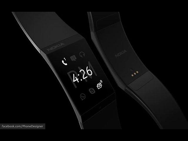 Concept montre Nokia : image 2
