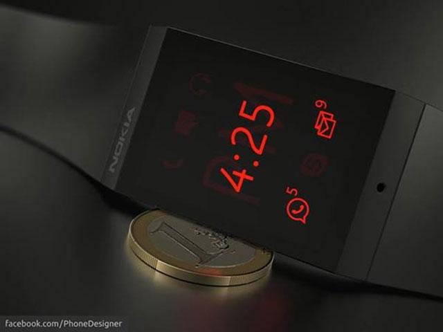 Concept montre Nokia : image 3
