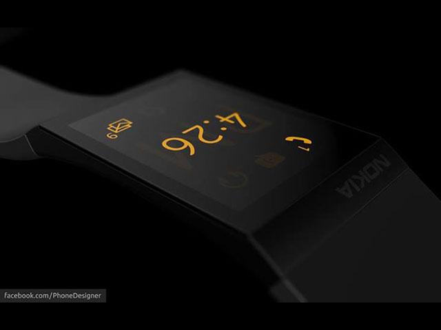 Concept montre Nokia : image 4