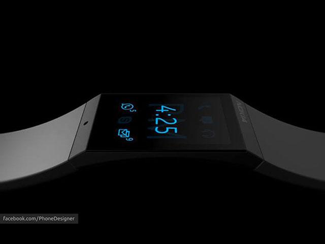 Concept montre Nokia : image 5