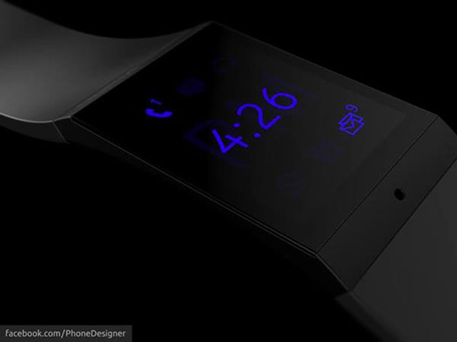 Concept montre Nokia : image 6