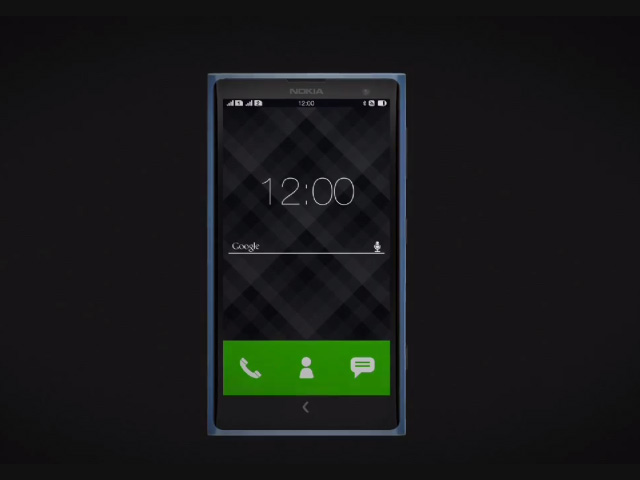 Concept Nokia X Normandy