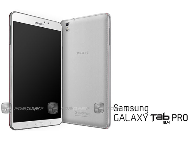 Concept Samsung Galaxy Tab Pro 8.4