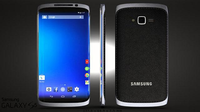 Concept Samsung Galaxy S5 janv14 : image 2