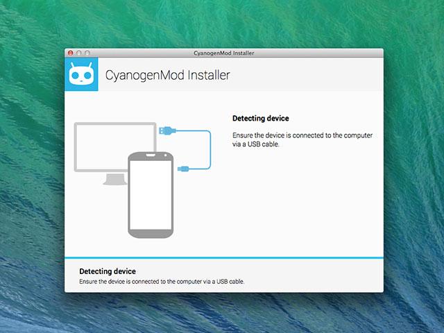 CyanogenMod Installer OSX