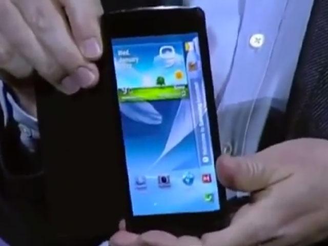 Ecran flexible Samsung Galaxy Note 4