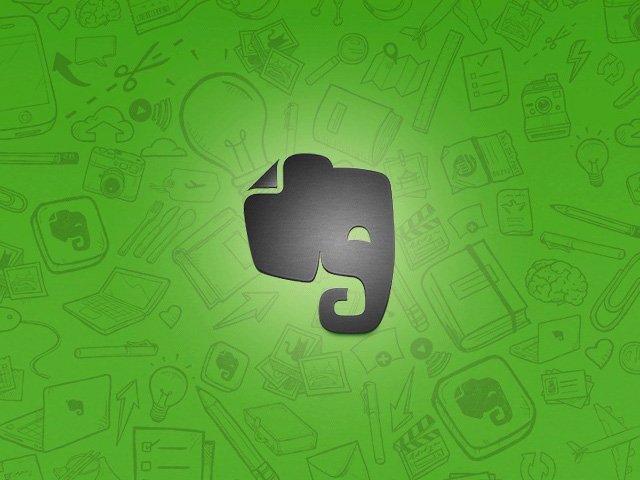 Evernote New Synchro
