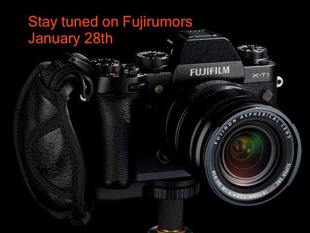 Fujifilm X-T1 : nouvelle image 1