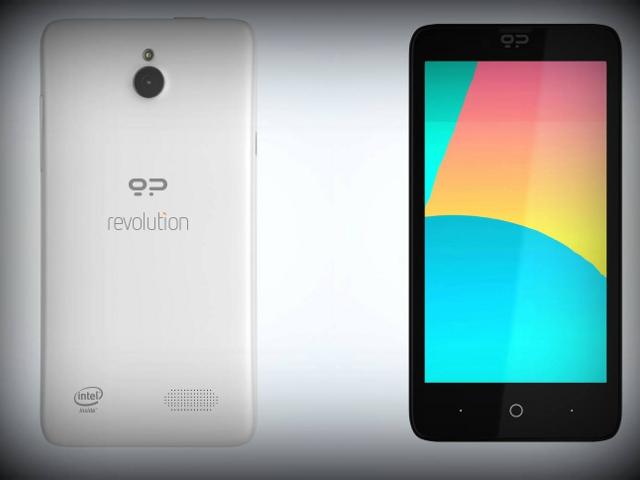 Voila à quoi va ressembler le Geeksphone Revolution