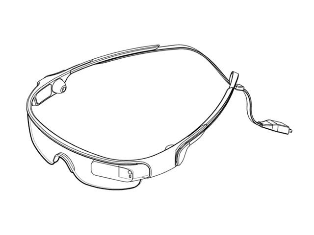 Samsung Galaxy Glass IFA 2014