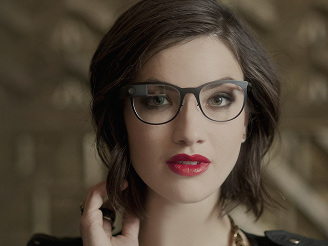 Google Glass Titanium Collection