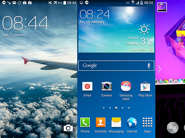 KitKat 4.4 Samsung Galaxy S4