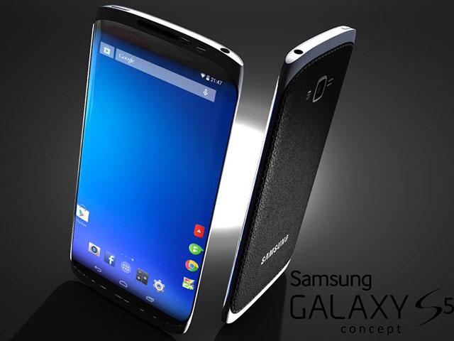 Lancement Samsung Galaxy S5 mars 2014
