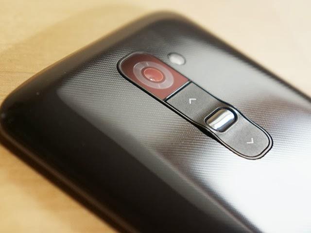 lecteur empreintes digitales LG