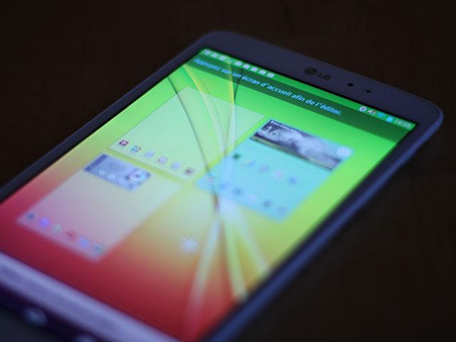 LG G Pad 8.3 : photo 2