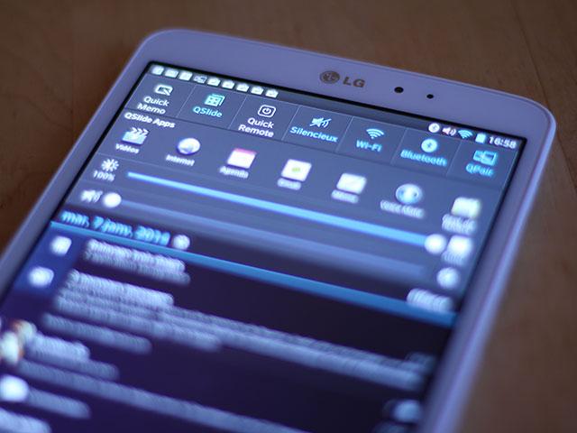 LG G Pad 8.3 : photo 3