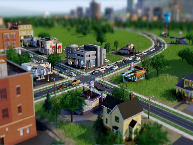 Mode hors ligne SimCity