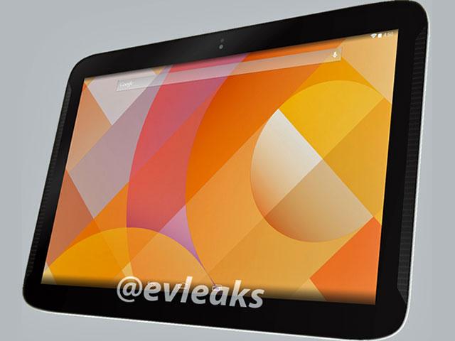 Nexus 10 2014 blanche