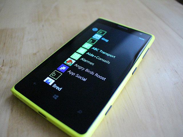 Nokia Lumia 1020 : photo 2