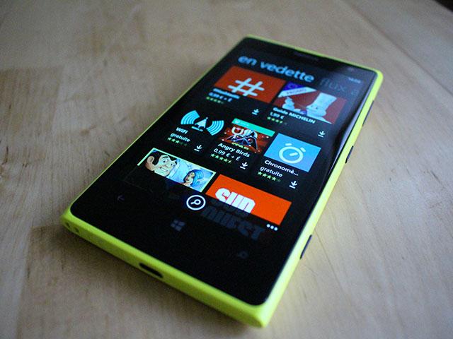 Nokia Lumia 1020 : photo 4
