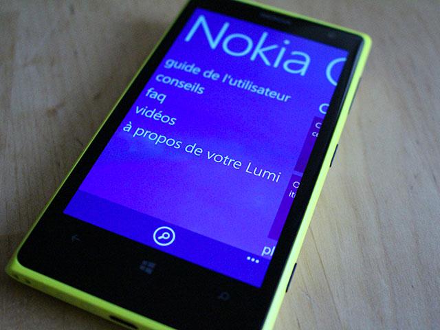 Nokia Lumia 1020 : photo 6