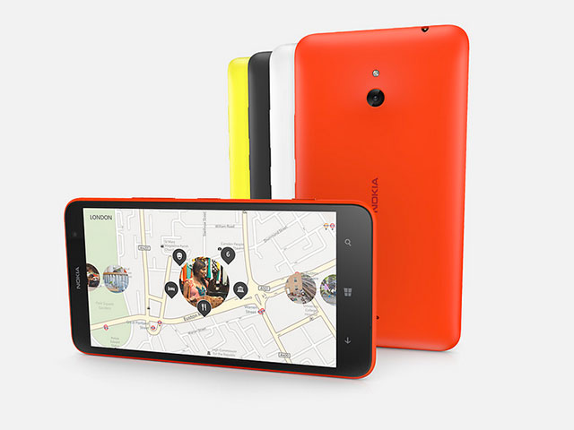 Nokia Lumia 1320 Royaume-Uni