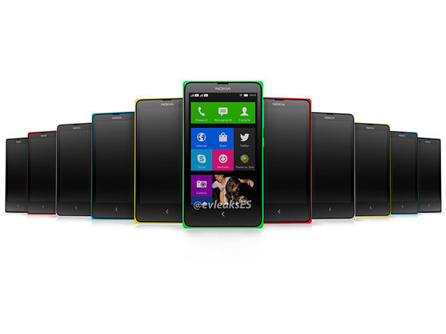 Nokia X Nokia Normandy