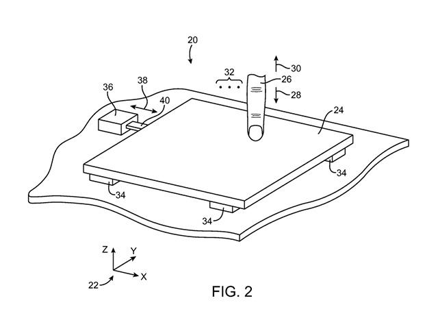 Nouveau trackpad Apple : image 1