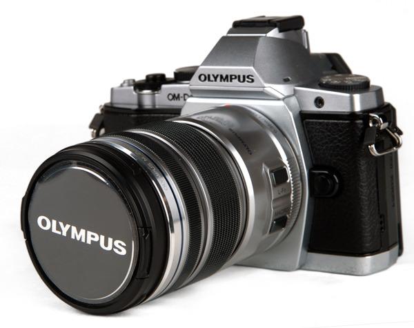 Dimensions Olympus OM-D E-M10