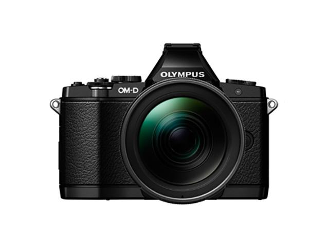 Olympus OM-D E-M5 Black Elite