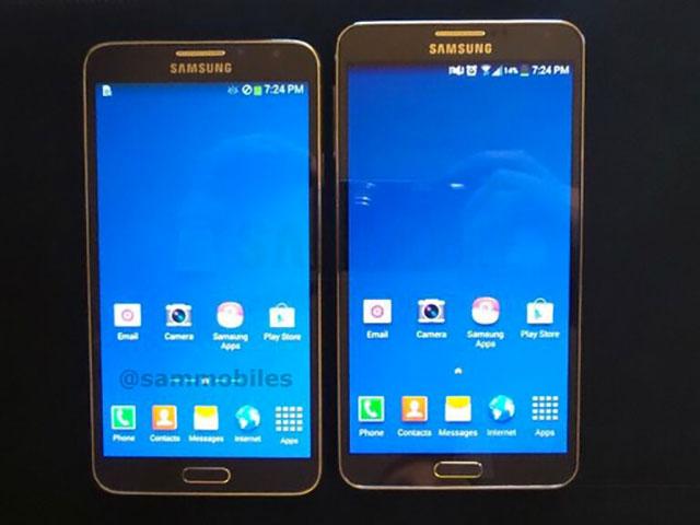 Photo Samsung Galaxy Note 3 Neo janv14