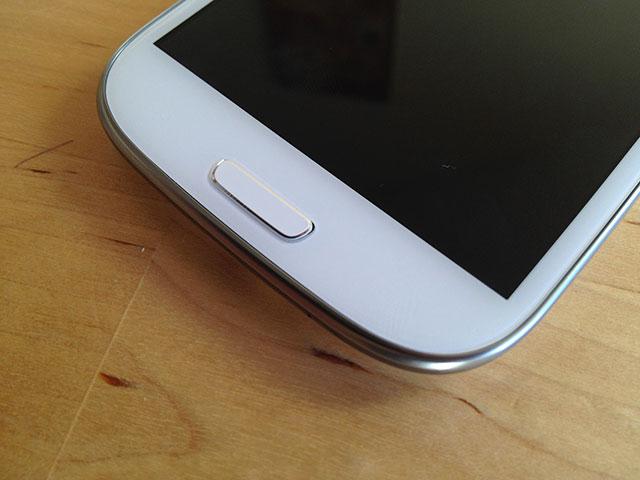 Présentation Samsung Galaxy S5.