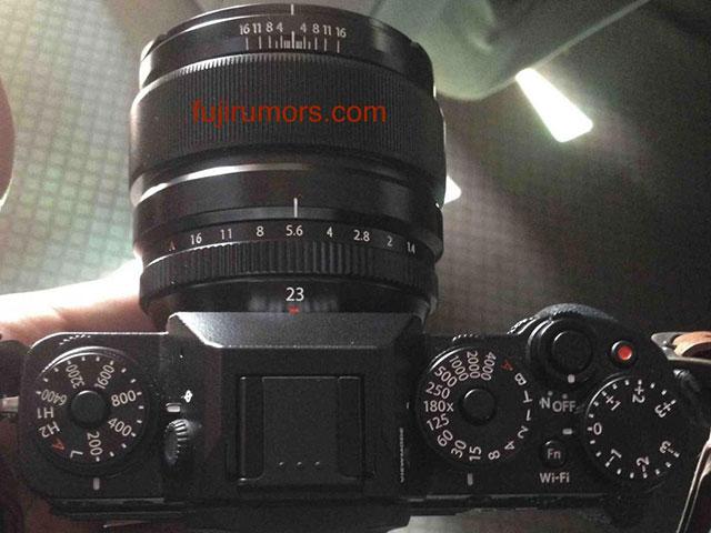 Prix Fujifilm X-T1
