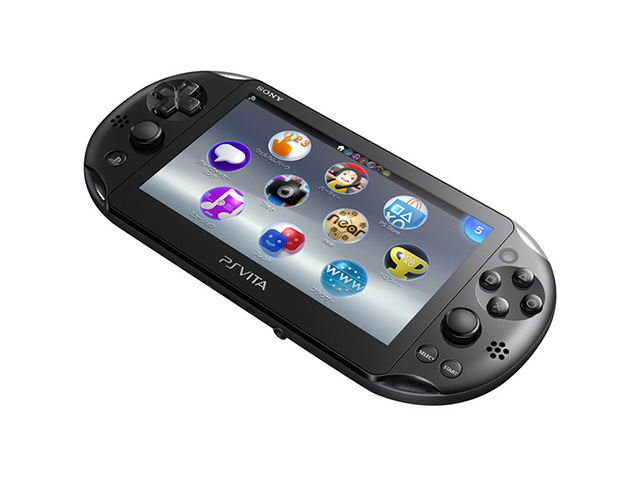 PS VIta Slim Royaume-Uni