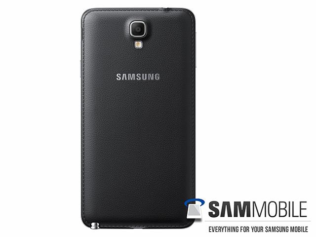 Rendu presse Samsung Galaxy Note 3 Neo : image 2