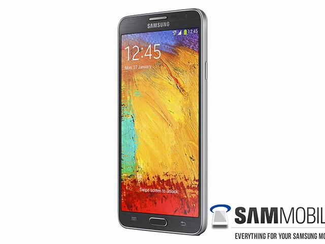 Rendu presse Samsung Galaxy Note 3 Neo : image 4