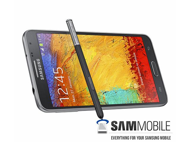 Rendu presse Samsung Galaxy Note 3 Neo : image 5
