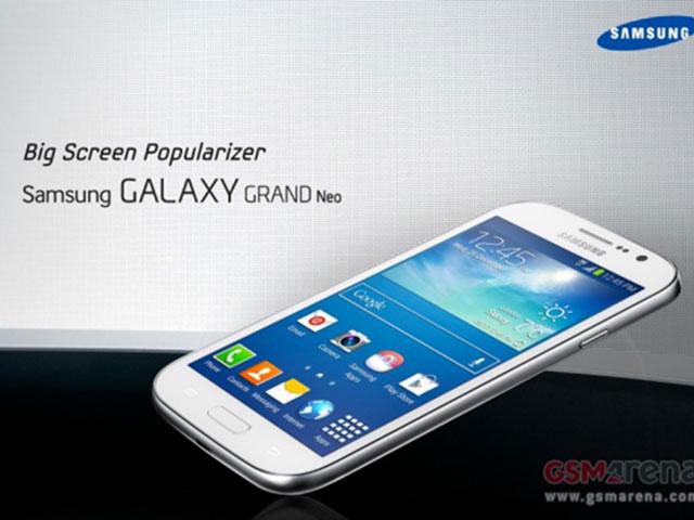 Samsung Galaxy Grand Neo : image 1
