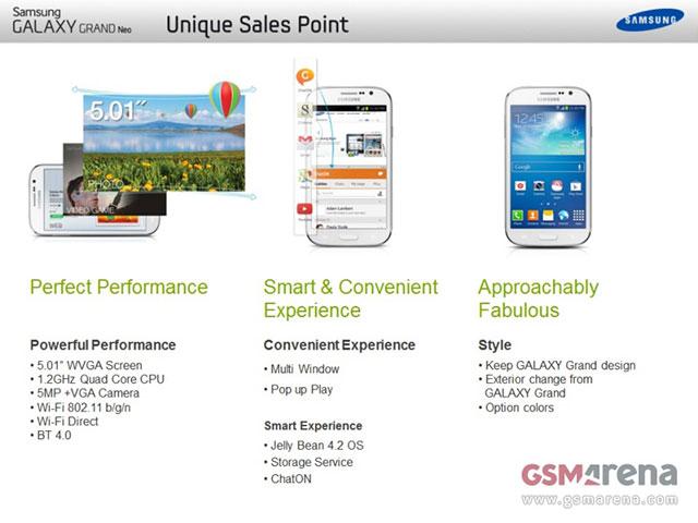 Samsung Galaxy Grand Neo : image 3