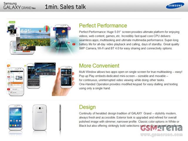 Samsung Galaxy Grand Neo : image 4