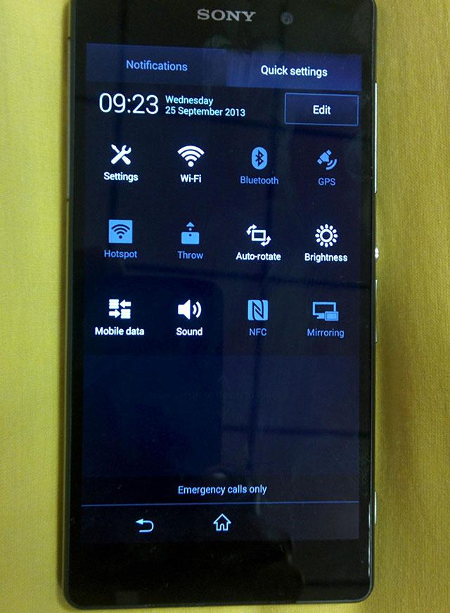 Sony D6503 : image 2