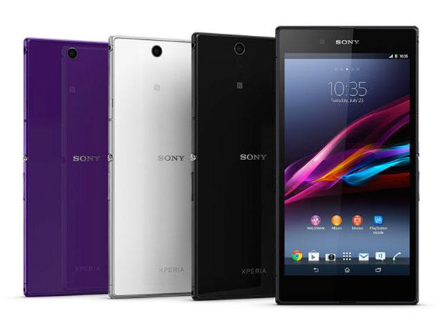 Sony Xperia ZU WiFi AnTuTu
