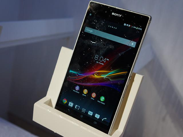 Sony Xperia ZU WiFi