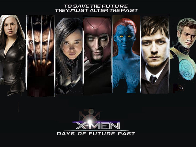 Teaser Instagram X-Men Days of Future Past